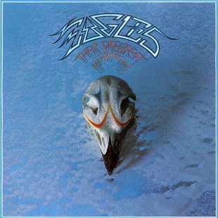 EAGLES Their Greatest Hits 1976 Ger Asylum NM-\NM- Embossed