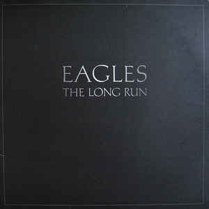 EAGLES The Long Run 1979 USA Asylum EX\NM- GF\OIS