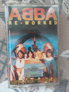 "Продам студийную аудиокассету ""ABBA re-worked"""