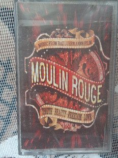 "Продам студийную аудиокассету ""MOULIN ROUGE"""