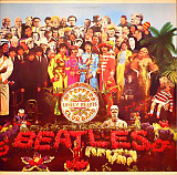 The Beatles - Sgt. Pepper's Lonely Hearts Club Band (LP, Album, RE, Wi)