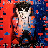 Paul McCartney - Tug Of War (LP, Album, Pit)