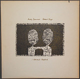 Andy Summers & Robert Fripp - I Advance Masked (LP, Album, Gol)