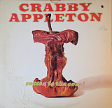 Crabby Appleton - Rotten To The Core! (LP, Album, Promo, Die)