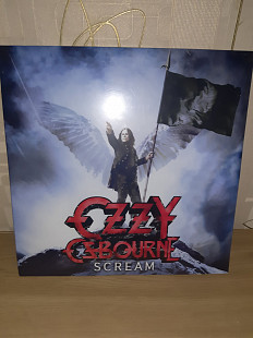 Ozzy Osbourne SCREAM