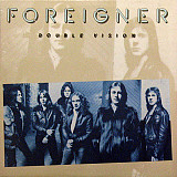 Foreigner - Double Vision (LP, Album, RP, PR )