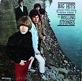 The Rolling Stones - Big Hits (High Tide And Green Grass) (LP, Comp, Mono, Bes)