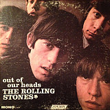 The Rolling Stones - Out Of Our Heads (LP, Album, Mono, San)