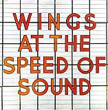 Wings - At The Speed Of Sound (LP, Album, Los)