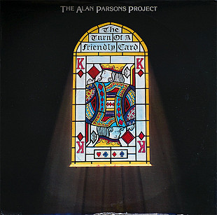 The Alan Parsons Project - The Turn Of A Friendly Card (LP, Album, Kee)