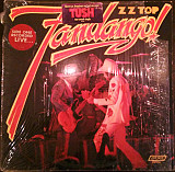 ZZ Top - Fandango! (LP, Album)