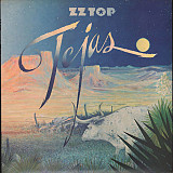 ZZ Top - Tejas (LP, Album, Wad)