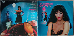 Donna Summer - Bad Girls 1979 (2 LP – G/F) (EX+/EX+)