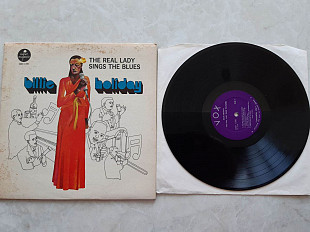 BILLY HOLIDAY THE REAL LADY SINGS THE BLUES