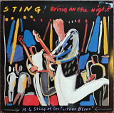 Sting – Bring On The Night (2LP)