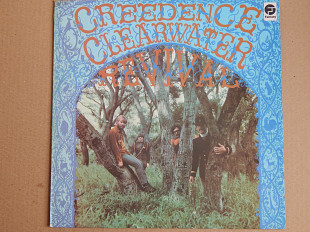 Creedence Clearwater Revival ‎– Creedence Clearwater Revival (Fantasy ‎– LBS 83259, Holland) NM-/NM-