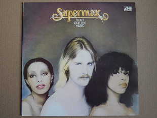 Supermax ‎– Don't Stop The Music (Atlantic ‎– G 50 325, Italy) NM-/NM-