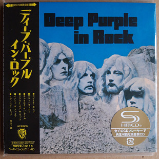 Deep Purple in Rock (японский минивинил SHM-CD)