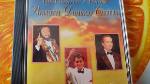 Pavarotti* • Domingo* • Carreras* ‎– The Essential 3 Tenors