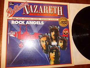 NAZARETH-Rock Angels