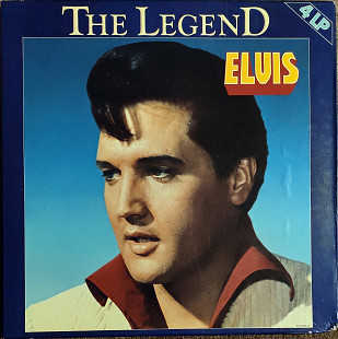 Elvis Presley – The Legend (4LP)