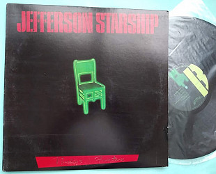 Jefferson Starship - Nuclear Furniture 1984 / usa , m-/m