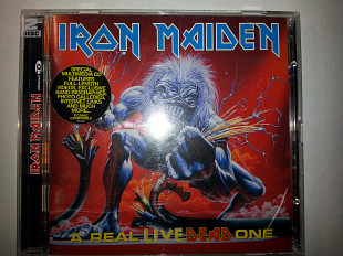 Iron Maiden – A Real Live Dead One (2CD)