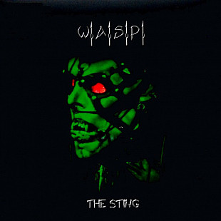W.A.S.P. (The Sting: Live At The Key Club L A) 2000. (2LP). 12. Vinyl. Пластинки. Europe. S/S. Запеч