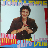 Jona Lewie – Heart skips beat (1982)(made in Germany)