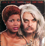 Leon Russell & Mary Russell – Make love to the music (1977)(made in USA)