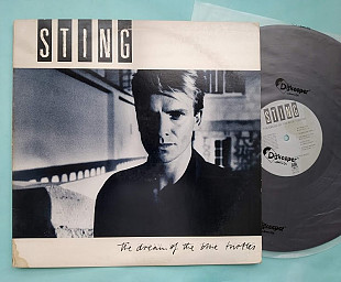 Sting - Dream Of The Blue Turtles / usa , vg++//m/m-