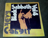 Винил Black Sabbath Vol. 4