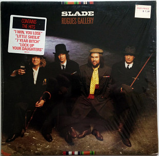 "Slade ""Rogues Gallery"" US"