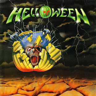 Helloween (Helloween) 1985. (LP). 12. Vinyl. Пластинка. Germany.