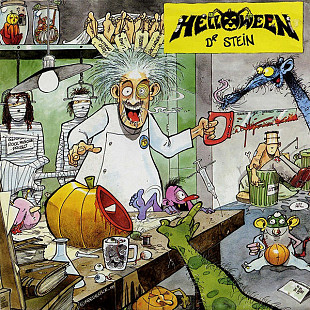 Helloween (Dr.Stein) 1988. (LP). 12. Vinyl. Пластинка. Germany.