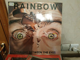 RAINBOW ''Straight Between The Eyes''lp