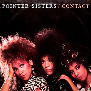 POINTER SISTERS (Disco, R&B ) Contact 1985 USA RCA Запечатан