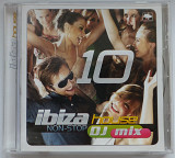 CD диск лиценз. IBIZA house non stop DJ mix