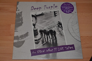 "Deep Purple ""The Now What?! Live Tapes"" (2013) 2LP (2 винила) Запечатанный"