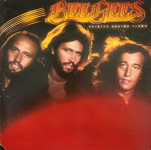 Bee Gees - Spirits Having Flown (LP, Album, Kee)