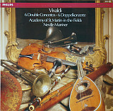 Vivaldi*, Academy Of St. Martin-in-the-Fields*, Neville Marriner* - 6 Double Concertos / 6 Doppelkon