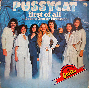 PUSSYCAT First Of All 1976 Ger EMI NM\NM