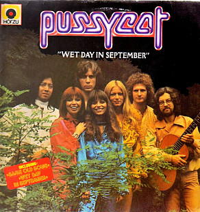 PUSSYCAT Wet Day In September 1978 Ger EMI NM-\EX+