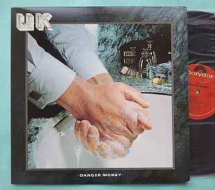 UK - DANGER MONEY 1979 / Polydor PD-1-6194 , usa , m/m