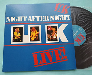 UK - NIGHT AFTER NIGHT 1979 / Polydor PD-1-6234 , usa , m/m
