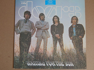 The Doors ‎– Waiting For The Sun (Elektra ‎– EKS 74 024, Germany) NM-/NM-