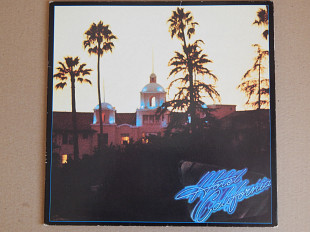 Eagles ‎– Hotel California (Asylum Records ‎– AS 53051, Holland) insert NM-/NM-