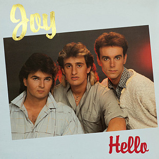 Joy - Hello (1986) NM/NM