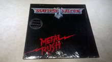 MALTESE FALCON ( Heavy Metal ) METAL RUSH ( ROADRUNNER IRD - 011 ) 1984 CAN SEALED