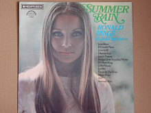 Ronald Binge & His Orchestra ‎– Summer Rain (Supraphon ‎– 1 13 1385) NM-/NM-